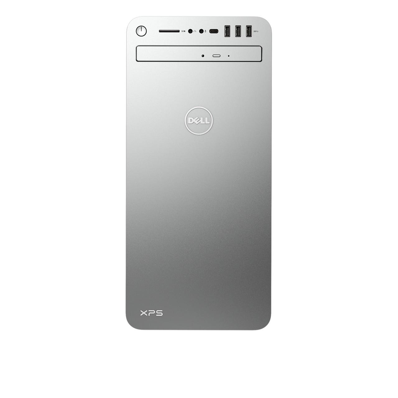 Dell XPS 8930 SE Desktop Intel i7-9700K NVIDIA GTX 1070 256GB SSD + 2TB HDD  32GB RAM