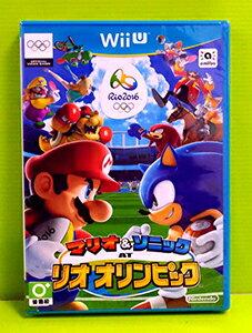 (現金價) 日本代訂 Wii U 瑪利歐&索尼克 AT 里約熱內盧奧運 純日版