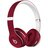 Beats by Dr. Dre Solo2 Luxe Edition Wired On-Ear Folding Stereo Headphones - Red 0