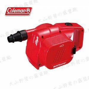 【露營趣】中和安坑 Coleman CM-21937 電池幫浦 充氣幫浦 打氣機 適用 充氣床墊 露營睡墊