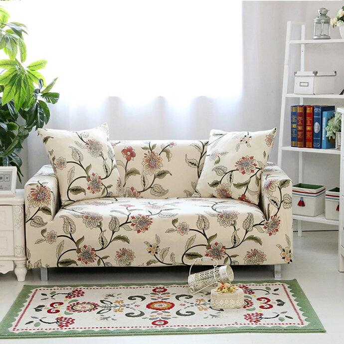 【巴芙洛】任選超柔時尚韻采彈性沙發套-3款花色