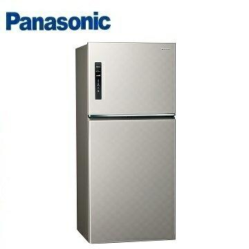 Panasonic國際牌NR-B659TV雙門變頻冰箱(650L)(銀河灰)※熱線:07-7428010