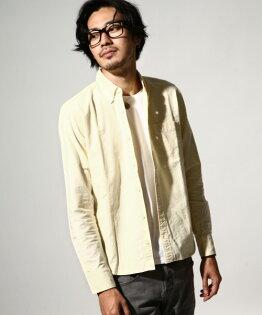 牛津襯衫日本製43YELLOW