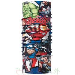 【【蘋果戶外】】BF116098 西班牙 BUFF 魔術頭巾 英雄聯盟 綠巨人鋼鐵人美國隊長 迪士尼超級英雄 青少年兒童
