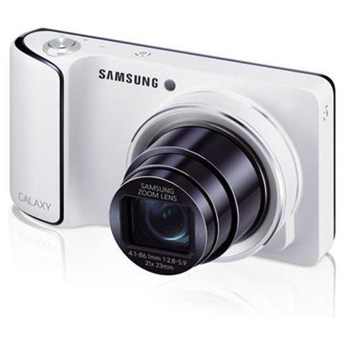 Unlocked Samsung Galaxy 16 MP Camera EK-GC100 WHITE