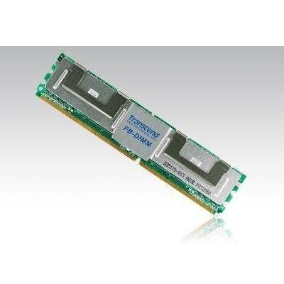 *╯新風尚潮流╭*創見伺服器記憶體 2G DDR2-667 FBDIMM TS256MFB72V6U-T