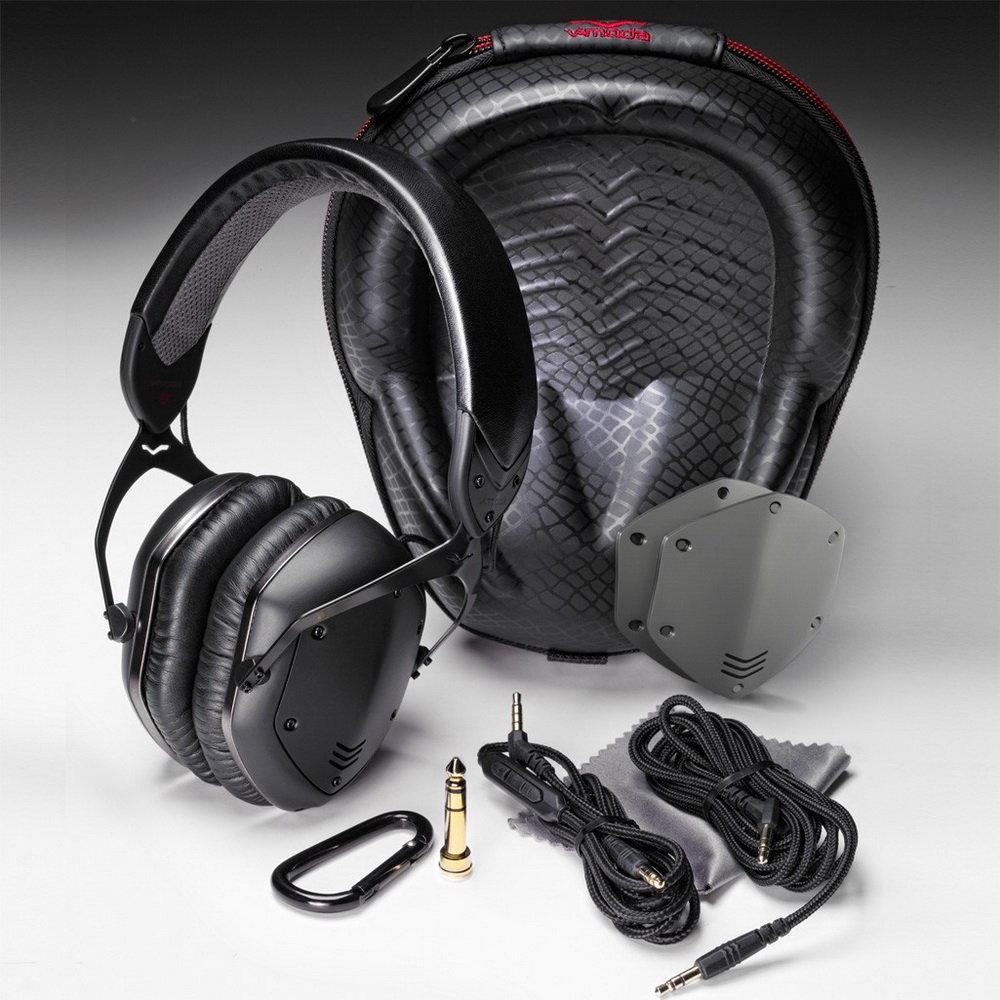 V-MODA XFLP2V-U-M LP2 全罩蓋耳式隔音金屬耳機 店面提供試聽