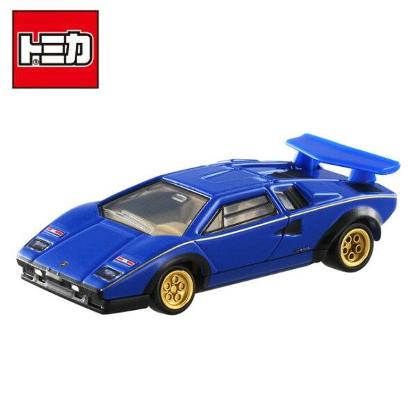 【日本正版】TOMICAPREMIUM10藍寶堅尼LP500S跑車Lamborghini玩具車多美小汽車-824374