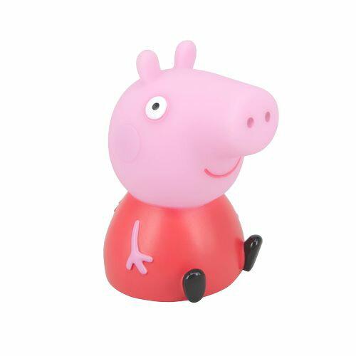 ★衛立兒生活館★【Peppa Pig】粉紅豬小妹 七彩小夜燈-珮珮VP37011