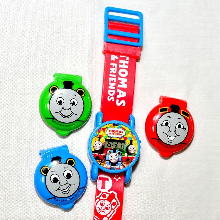 湯瑪士小火車 兒童電子手錶 日本帶回正版