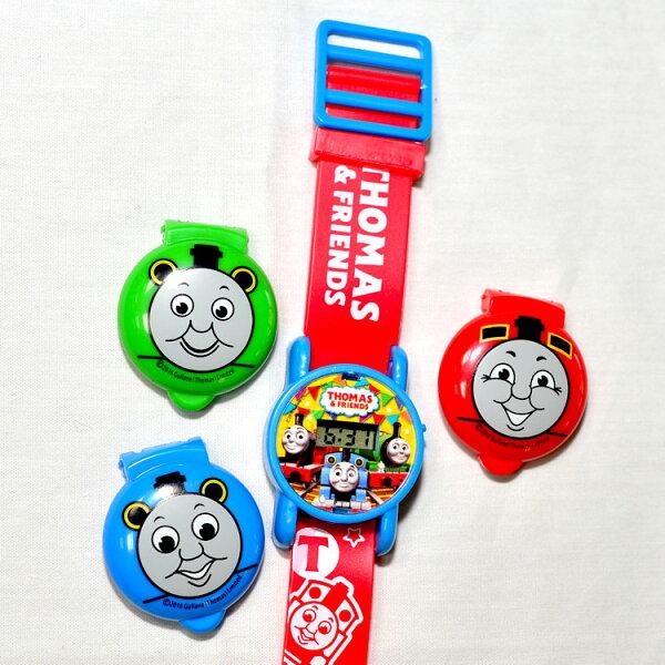 湯瑪士小火車兒童電子手錶日本帶回正版