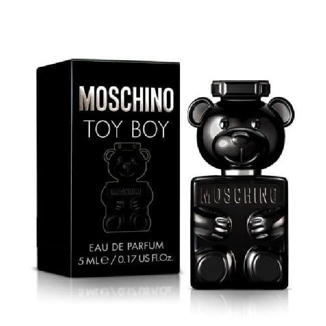 Moschino Toy Boy淡香精黑熊 5ml