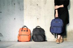 極簡約小清新風輕巧手提包/後背包/學生包/MIT/台灣製【U2 Bags】【三色】