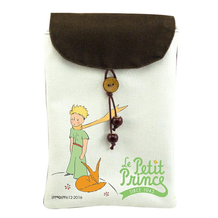 小王子經典版授權 - 手機袋:【 狐狸的秘密禮物 】