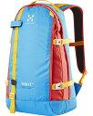 【鄉野情戶外專業】 HAGLOFS |瑞典|  TightLegend 背包休閒背包/旅遊背包/運動背包/單車背包/健行背包-藍紅L _338041-2XJ