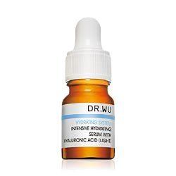 DR.WU 玻尿酸保濕精華液5ml (清爽型) 體驗瓶 裸瓶無盒/效期201801 出清【淨妍美肌】