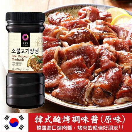 韓式大象 醃烤調味醬 (原味) 840g 燒醃烤醬 烤肉醬 燒肉醬 進口食品【N100468】