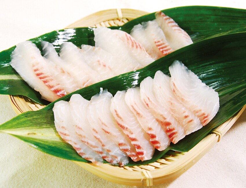 鯛魚涮涮鍋片約200克 盒