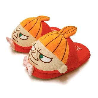【禾宜精品】正版 Moomin 嚕嚕米 亞美半罩室內拖鞋 生活百貨 M102017-E