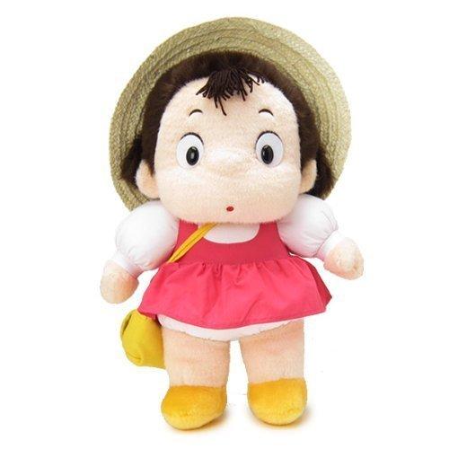X射線【C636230】龍貓Totoro 絨毛娃娃45cm-小梅,擺飾/公仔/宮崎駿/絨毛/填充玩偶/玩具/公仔