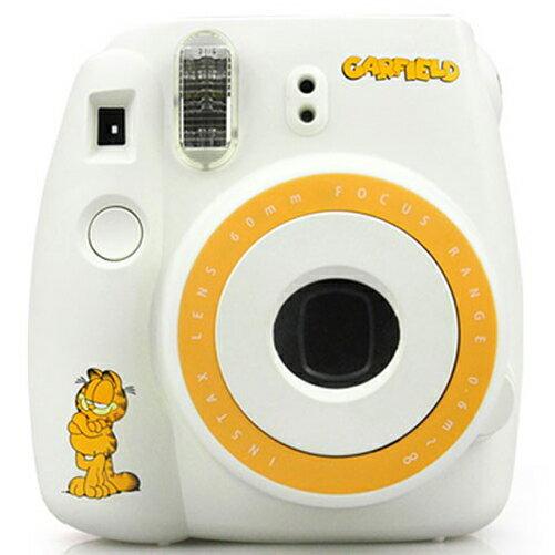 ?送禮首選【和信嘉】FUJIFILM Mini8(加菲貓 Garfield) 拍立得 半自動 即可拍 富士 底片相機 保固一年