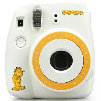 ➤送禮首選【和信嘉】FUJIFILM Mini8(加菲貓 Garfield) 拍立得 半自動 即可拍 富士 底片相機 保固一年