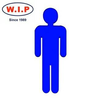 【W.I.P】人型標示牌(男)551台灣製個