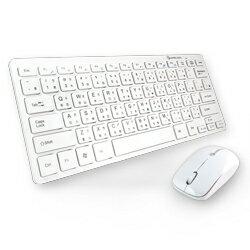 【迪特軍3C】aibo 2.4G 無線時尚輕巧多媒體鍵盤滑鼠組 (LY-ENKM03-2.4G)