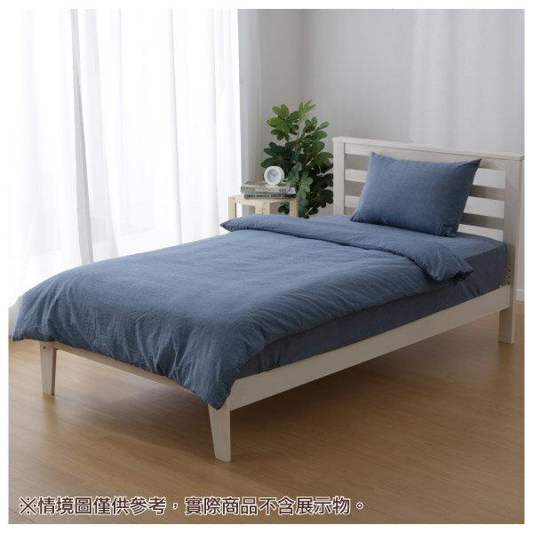 和風水洗純棉枕套 BL 50×75 NITORI宜得利家居 4