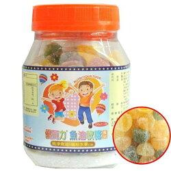 【優而力】魚油軟糖 (200g/罐)