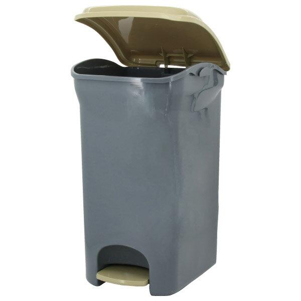 抗菌腳踏垃圾桶 30L E-1243 NITORI宜得利家居 4