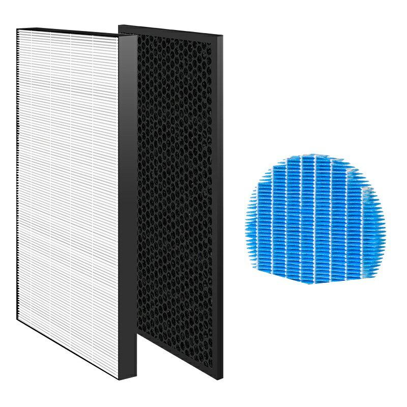 HEPA+活性碳+加濕濾網組適用Sharp夏普KI-GX75 KI-JX75 KI-HX75 KI-FX75 KI-EX75 KI-WF75 水活力加濕空氣清淨機