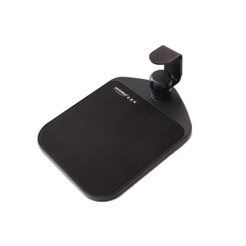 桌邊延伸滑鼠墊 3段高度調節 360旋轉滑鼠架 電競滑鼠墊 滑鼠支撐架 滑鼠護腕墊鼠標墊【CA0301】【618年中慶 】《約翰家庭百貨