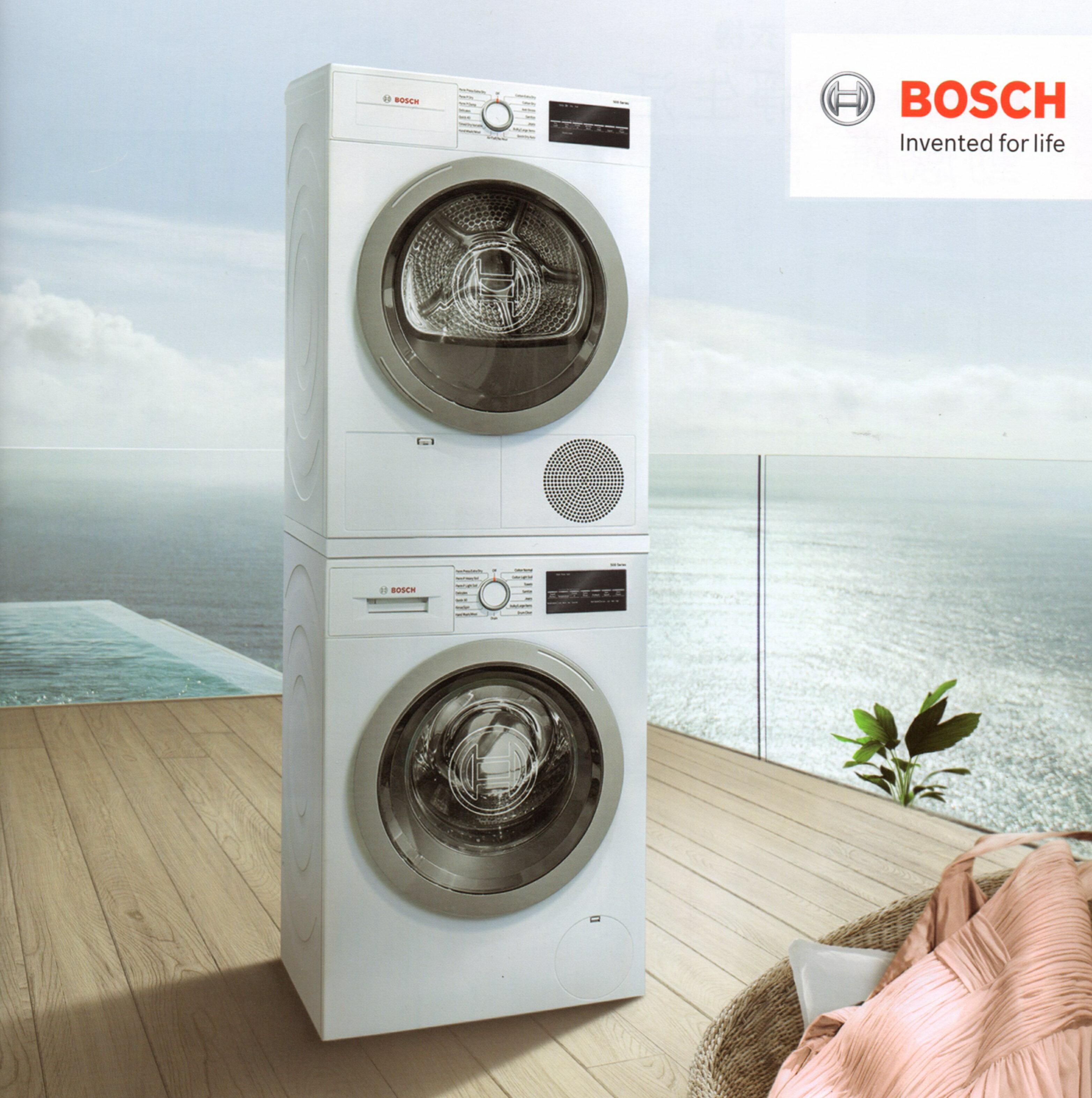 BOSCH 博世 滾筒洗衣機 WAT28401TC+ WTG86401TC 冷凝式乾衣機 ※熱線 07-7428010