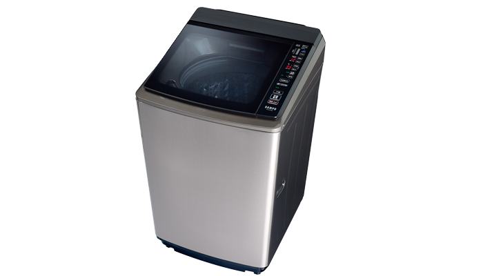 【結帳再折$300】SAMPO 聲寶 18KG PICO PURE 變頻直立式洗衣機 ES-KD19PS(S1)