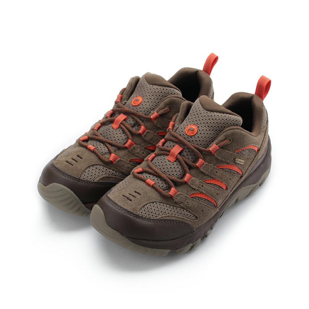 MERRELL WHITE PINE VENTILATOR GORE-TEX 防水戶外鞋 咖啡/橘 ML09568 女鞋