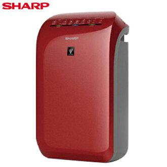 【SHARP夏普】自動除菌離子空氣清淨機(紅) FU-D50T-R