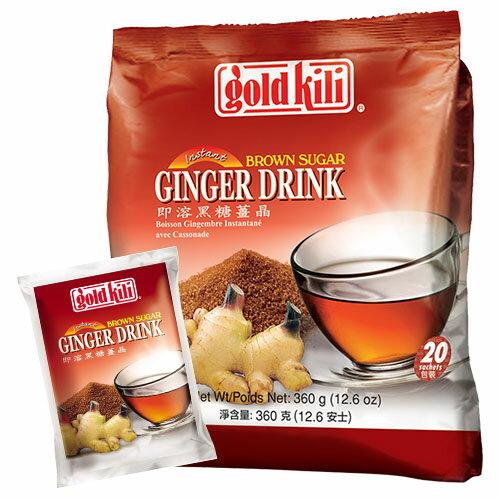 金麒麟黑糖薑茶20包/袋裝