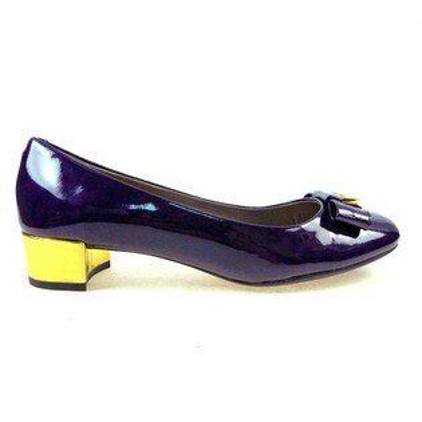 GEOX D CAREY B  牛皮女鞋