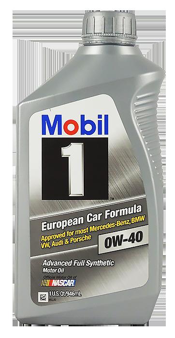 『油夠便宜』美孚 Mobil 1 European Car Formula 0W40 合成機油