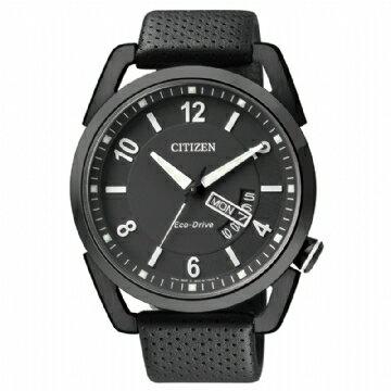 CITIZEN 時尚品味光動能腕錶 AW0015-08E