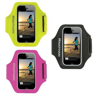 【露營趣】中和 美國 NATHAN 專業品牌 SuperSonic iPhone 手臂套 智慧型手機套 iPhone5 運動手機袋 慢跑 健走 NA4920