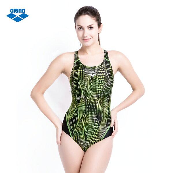 Barracuda1976:arena女式連體三角泳衣TSS6115WA