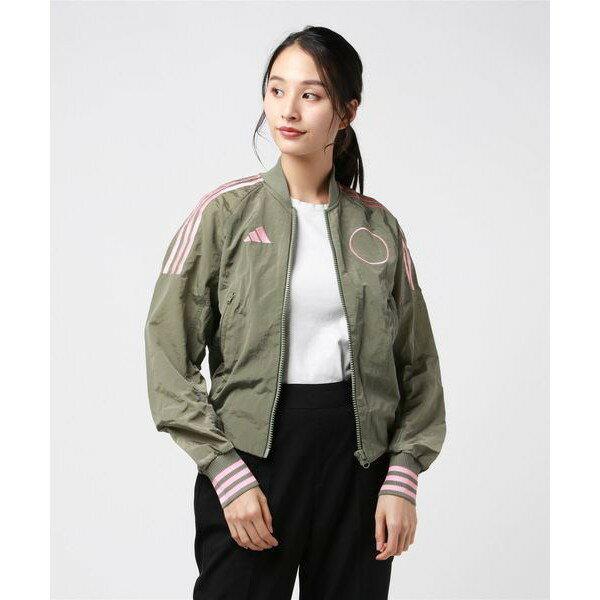 IMPACT Adidas VRCT Woven Jacket 外套 防風 老虎 軍綠 軍裝 玫瑰 粉  FI6720