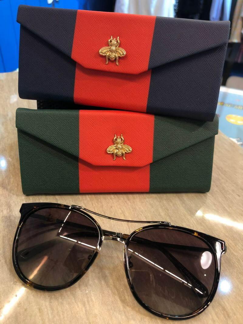 時尚眼鏡盒
