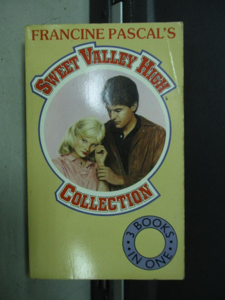 【書寶二手書T9/原文小說_NFM】Sweet valley high collection_1990