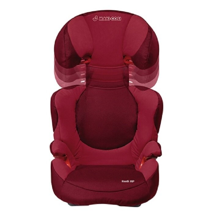 MAXI-COSI Rodi XP 兒童汽車座椅-暗紅
