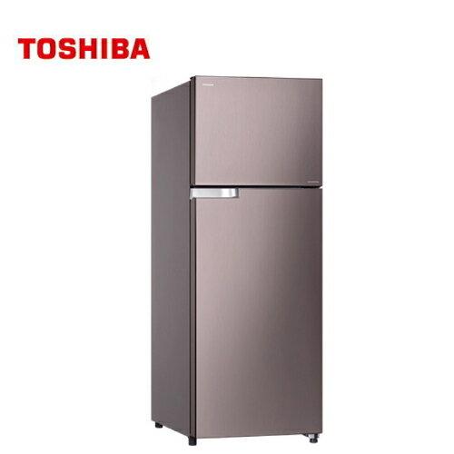 贈日系高級山水檯燈一組【TOSHIBA東芝】330公升變頻電冰箱優雅金《GR-A370TBZ(N)》全新原廠保固