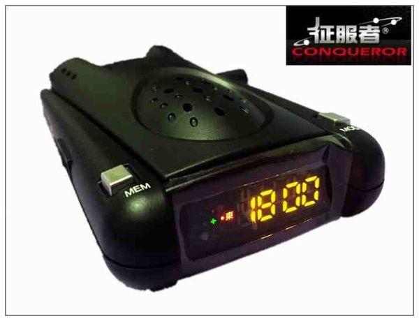 最新版征服者GPSAM6單機版GPS測速器送三孔擴充座☆鑫晨汽車百貨☆