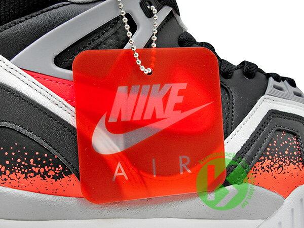[26.5cm] 2020 NIKE LAB 限量發售 NIKE AIR TECH CHALLENGE II ANN QS BLACK LAVA 黑白紅 復古網球鞋 YEEZY 原型中底 阿格西 Andre Agassi 熱溶紅 (CQ0936-001) ! 4
